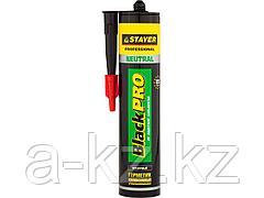 Герметик  силиконовый STAYER 41217-2_z01, MASTER, нейтральный силиконовый, прозрачный, 260 мл