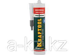 Клей монтажный KRAFTOOL 41341_z01, жидкие гвозди, KN-601, универсальный, для наружных и внутренних работ, 310 мл