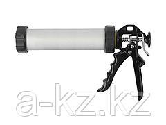 Пистолет для герметика закрытый STAYER 0673-31, для туб, алюминиевый корпус, 310 мл