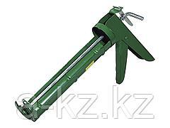 Пистолет для герметика полукорпусной STAYER 0661, зубчатый шток, 310 мл