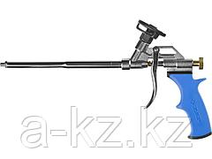 Пистолет для пены монтажной ЗУБР 06866_z01, ПРОФИ БУРАН, тефлоновое покрытие, улучшенная герметичность