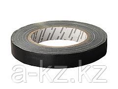 Изолента STAYER PROFI черная ПВХ армированная х/б тканью, 25м х 19мм x 0,3мм, 12290-19-25