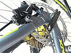 Велосипед Trinx M1000, 21 рама, 27,5 колеса. Гидравлика, фото 6
