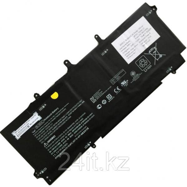 Аккумулятор для ноутбука HP EliteBook Folio ОРИГИНАЛ 1040 (BL06XL)/ 11,1 В/ 3780 мАч, черный