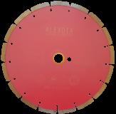Сегментный диск по граниту  300D-40L-3.0T-10W-24S-32/25.4H