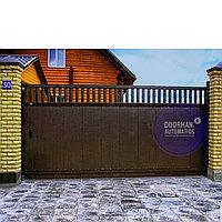 Ворота автоматические откатные, фото 1