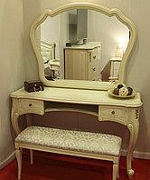 """Туалетный стол """"Парма-61/17-02"""" из массива древесины"""