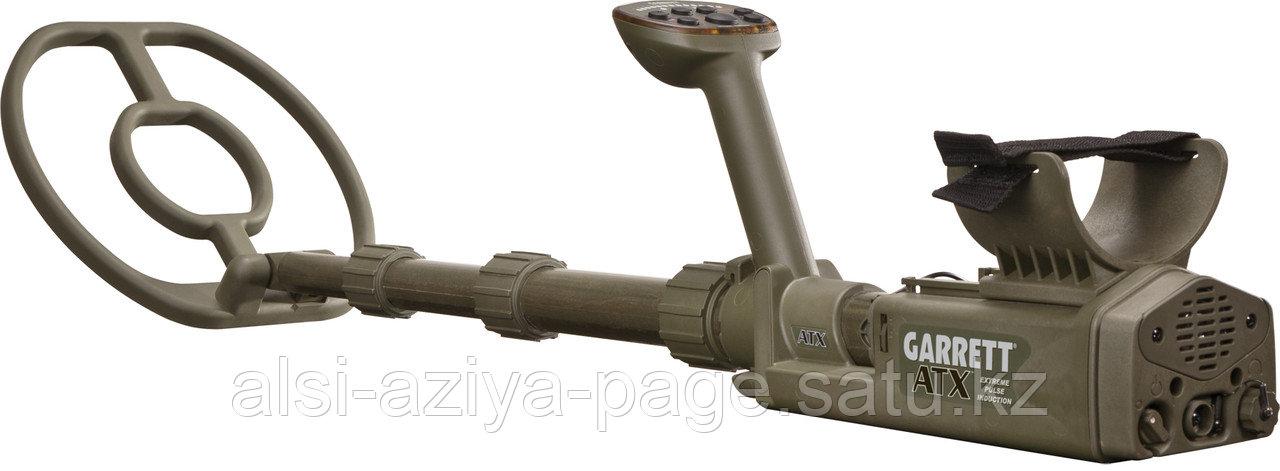 Металлодетектор грунтовый GARRETT ATX