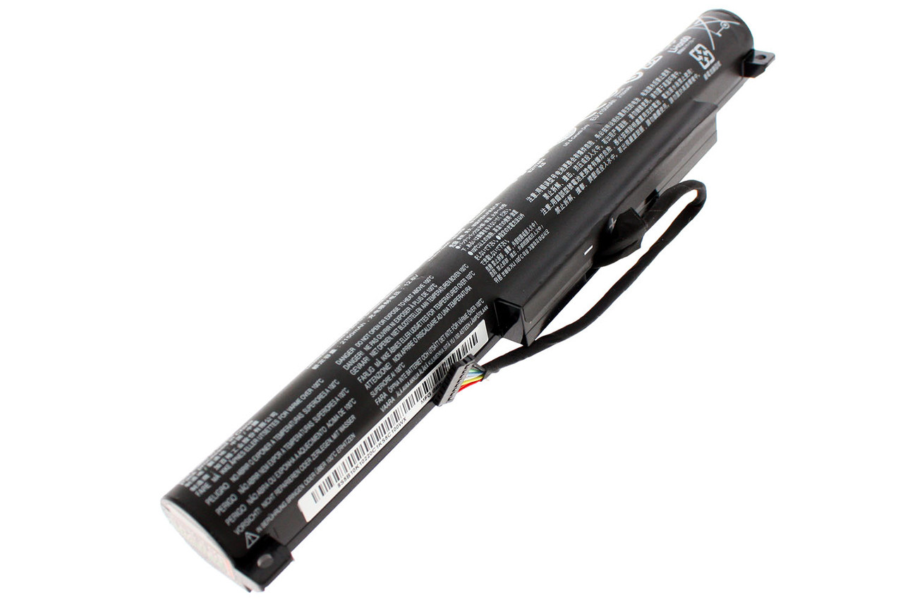 Аккумулятор для ноутбука Lenovo 100-15IBY/ 10,8 В/ 2200 мАч, черный, ORIGINAL