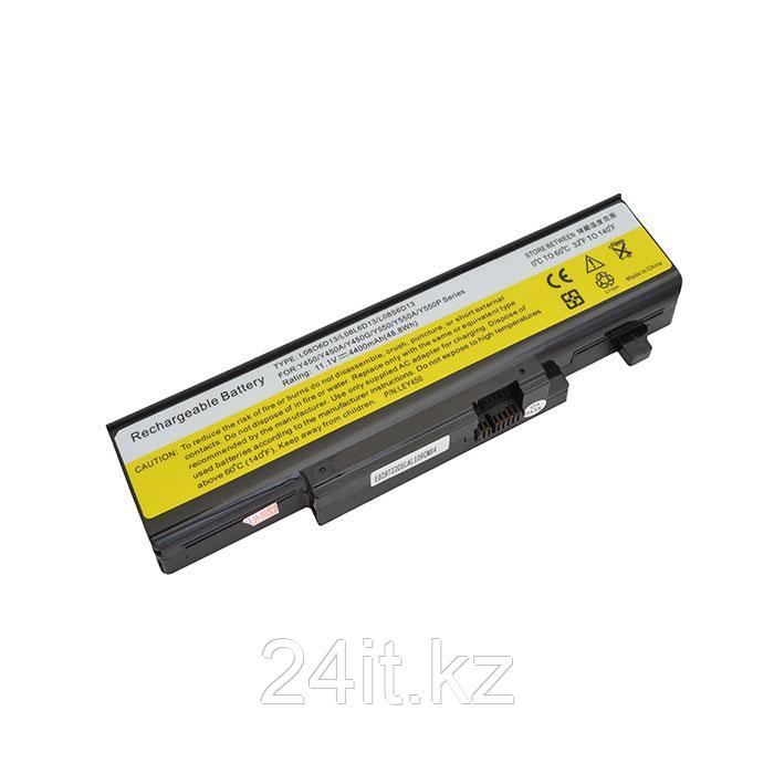 Аккумулятор для ноутбука Lenovo Y450/ 11,1 В/ 4400 мАч, черный