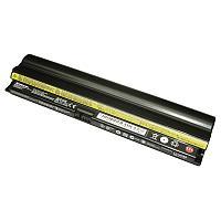 Аккумулятор для ноутбука Lenovo X100E/ 10,8 В/ 4400 мАч, черный