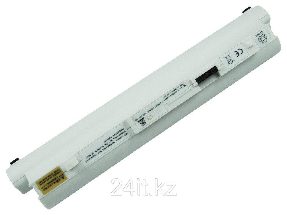 Аккумулятор для ноутбука Lenovo S10/ 11,1 В/ 5200 мАч, белый
