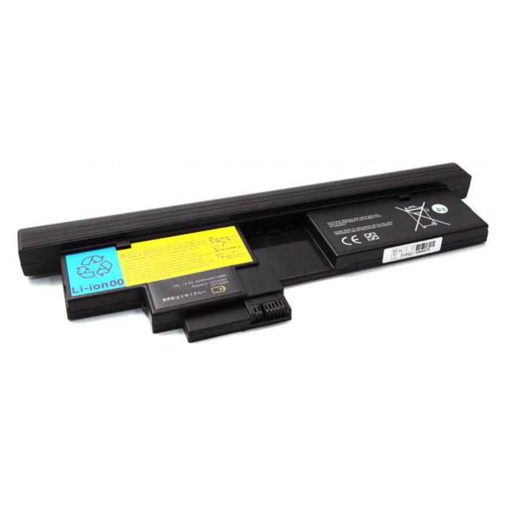 Аккумулятор для ноутбука Lenovo X200T/ 14,4 В/ 4400 мАч, черный