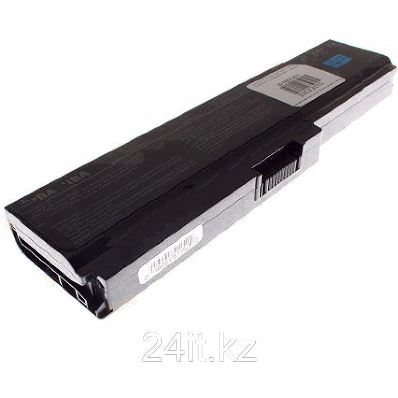 Аккумулятор для ноутбука Toshiba PA3634/ 11,1 В (совместим с 10,8 В)/ 4400 мАч, черный