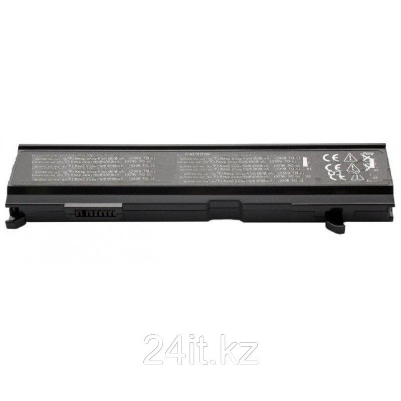 Аккумулятор для ноутбука Toshiba PA3399U/ 10,8 В/ 4400 мАч, черный