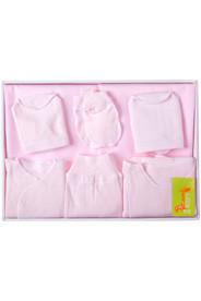 Комплект для новорожденного 8 предметов трикотаж