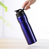 Бутылка для воды  WATERBOT METAL, фото 2