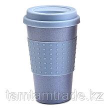 Бамбуковый стакан многоразовый (кофе, чай)