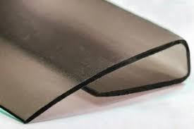 Профиль для поликарбоната торцевой 2,1 метра (4 мм-10 мм)