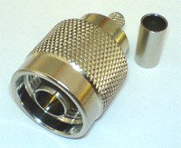 Multicom Tronic N (m) RG58 обжимка