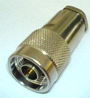 Multicom Tronic N (m) RG8 / RG213 пайка