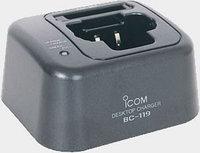 Icom BC-119N+AD-100