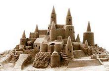 Песок кинетический 1 кг. Россия.