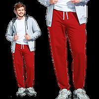 Мужские спортивные брюки, StanJump, 62, Красный (14), XXXL/56
