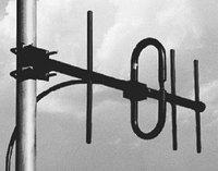 Radial Y4 UHF (H)