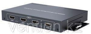 LenKeng LKV401MS (Quad Multi-Viewer HDMI свитч)