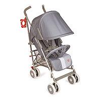 Детская прогулочная коляска Happy Baby Cindy (Light grey)