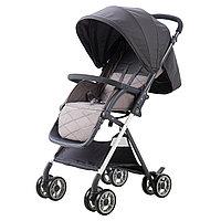 Детская прогулочная коляска Happy Baby MIA (gray), фото 1