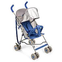 Детская прогулочная коляска Happy Baby Twiggy (Blue), фото 1