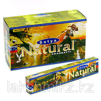 Благовония Satya. Natural,15 гр