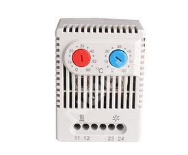 Двойной термостат. Контроллер температуры