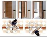 """Раздвижной механизм """"невидимка"""" Morelli, для межкомнатных дверей, фото 4"""