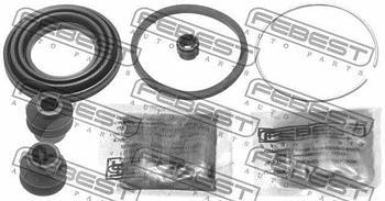 Ремкомплект тормозного суппорта MITSUBISHI 0475-V75R Pajero, Montero III V6#W-V7#W 3,0/3,5 2000-2006 задний