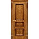 Межкомнатная шпонированная дверь Тоскана бренди ДО и ДГ, фото 9