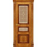 Межкомнатная шпонированная дверь Тоскана бренди ДО и ДГ, фото 10