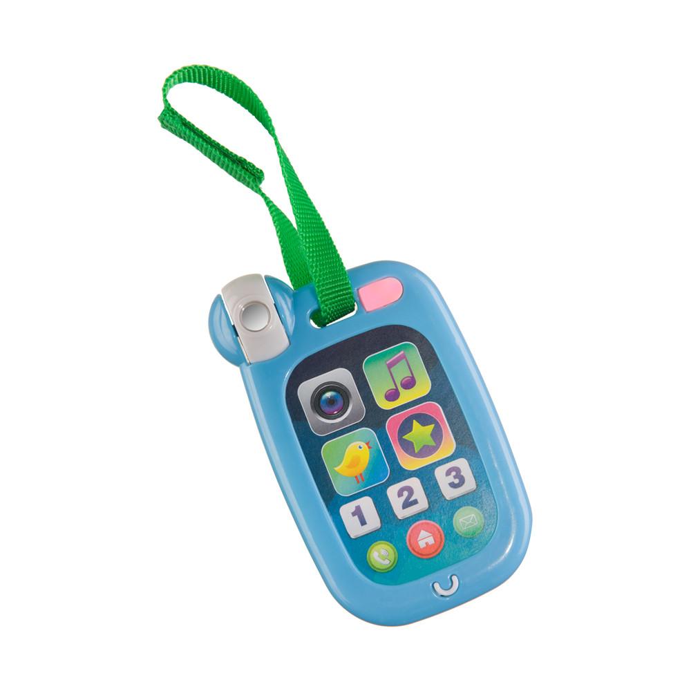 """Happy Baby Развивающая игрушка """"Музыкальный Телефон"""""""