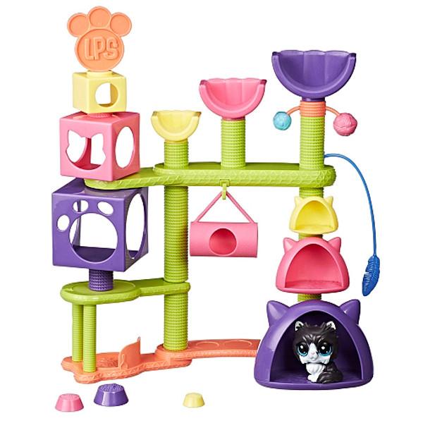 "Hasbro Littlets Pet Shop Набор ""Домик для котят"", Литл Пет Шоп"
