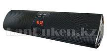 Колонка беспроводная Bluetooth с поддержкой FM-радио TF USB BOOST TV 2+