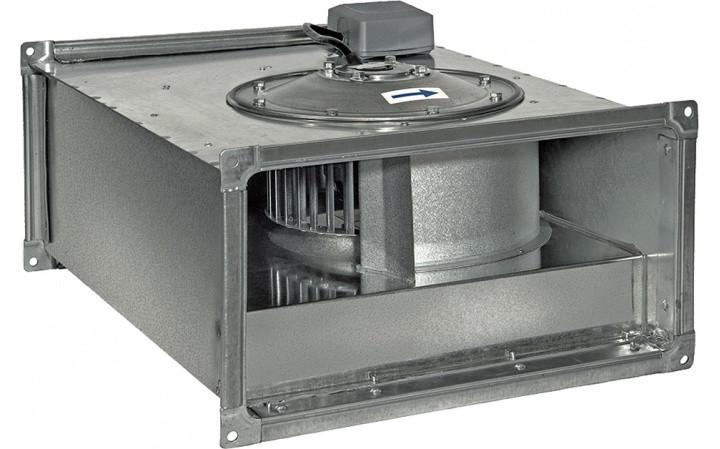 Промышленный канальный вентилятор для прямоугольного воздуховода VCP 400х200
