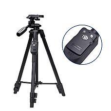 Монопод для компактных камер/смартфонов YUNTENG VCT 5208, фото 3