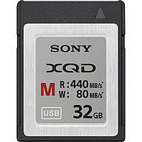 Карта памяти Sony 32GB M Series XQD