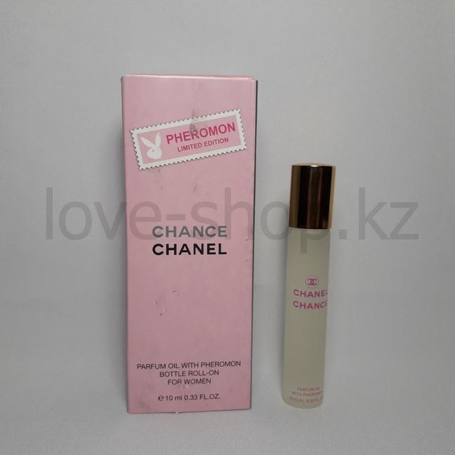 Духи с феромонами   Chanel Chance. 10 ml.