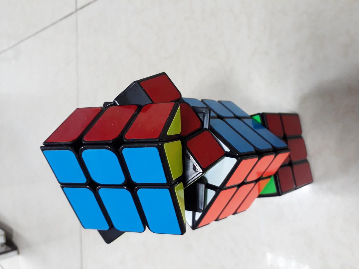 Кубик Рубика Hot Wheels - фото 5