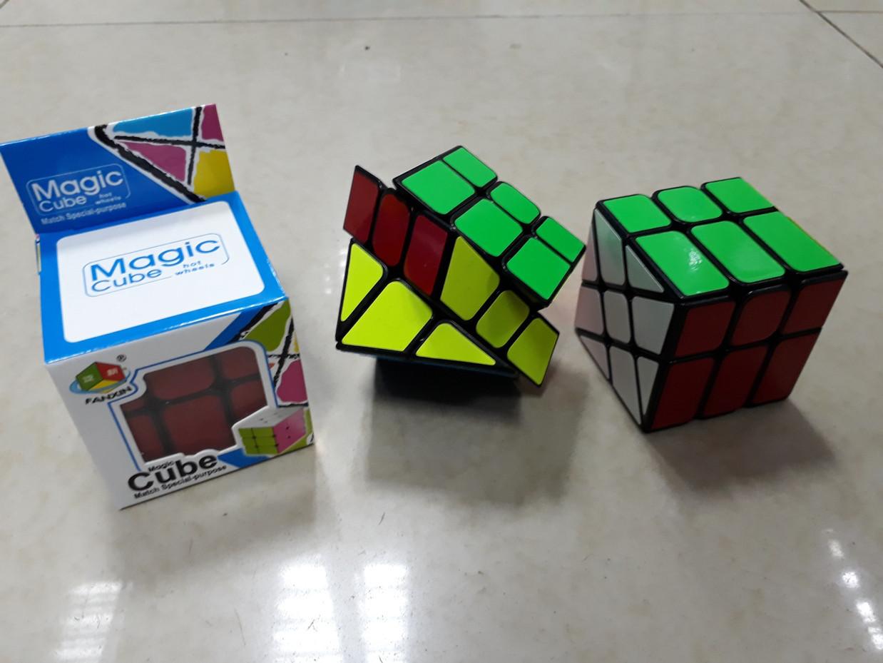 Кубик Рубика Hot Wheels - фото 1