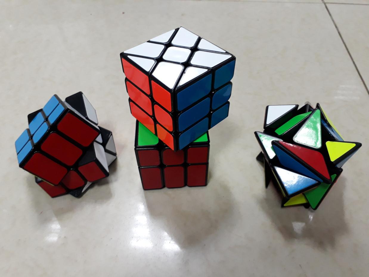 Кубик Рубика Hot Wheels - фото 2