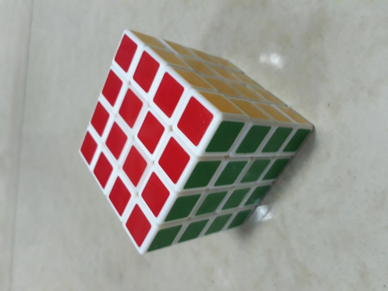 Кубик 4x4x4 - отличная головоломка